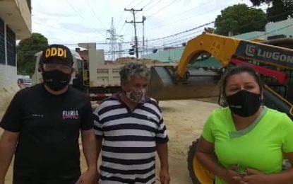 Reparado el Acueducto Regional del Táchira que afectaba a más de 400 familias