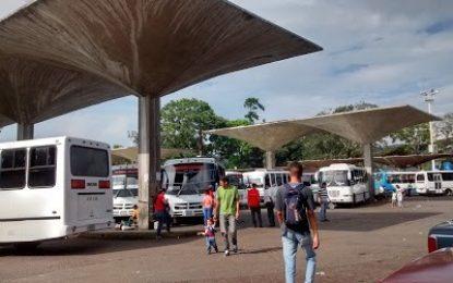 Confirmada reapertura de rutas suburbanas del Terminal de San Cristóbal