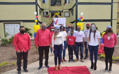 GMVV reivindica a 60 familias tachirenses con la entrega de sus apartamentos