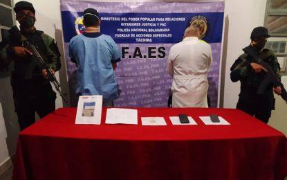 Capturados médicos por expedición de certificados falsos de Covid-19