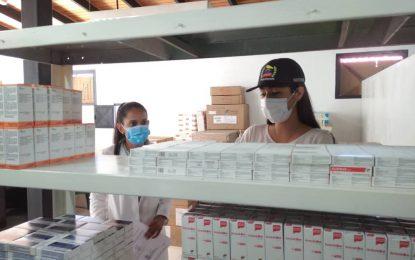 Gabinete de Salud articula para el funcionamiento de 25 farmacias comunitarias