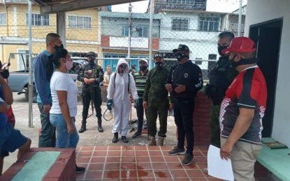 FAES-Táchira recupera espacios públicos para el buen vivir