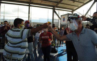 El candidato Bernal llama a participar masivamente en el simulacro del domingo