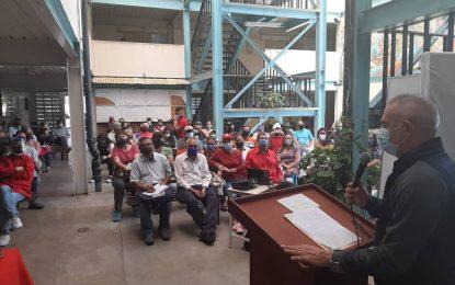 PSUV Táchira inicia formación de más de 6.000 defensores del voto