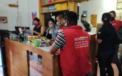 Gabinete de Seguridad del Protectorado inicia fiscalizaciones a comercios en San Cristóbal