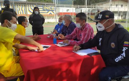 FAES-Táchira garantiza derechos humanos de los privados de libertad