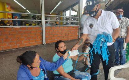 FAES conforma Brigada de Trabajo Social en Táchira