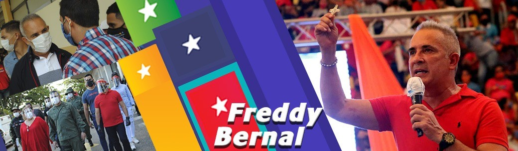 FREDDY BERNAL | Protector del Táchira