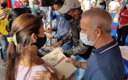 """Protectorado: """"Llegan los primeros kits de viviendas en Junín"""""""