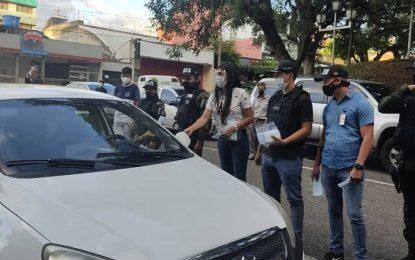 En Táchira con simulacro temático de la Covid-19 llaman a la conciencia