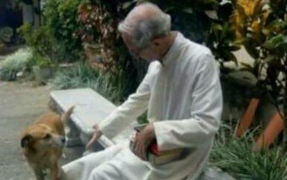 El pueblo del Táchira está de luto por la partida del Padre Roberto Arellano