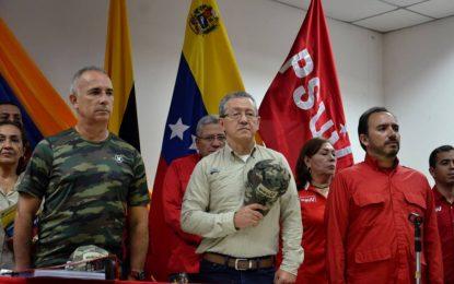 "Bernal: ""Táchira será declarada zona de alto peligro para los paramilitares colombianos"""