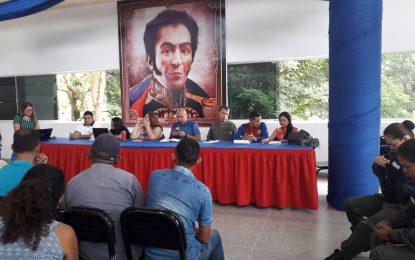 Capacitan al personal que realizará censo automotor en San Cristóbal