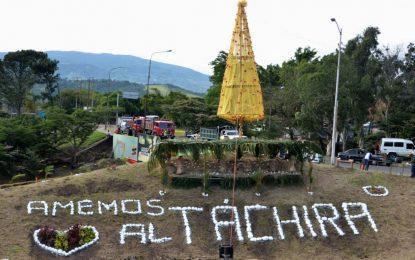 En las plazas públicas del Táchira se celebrará la navidad