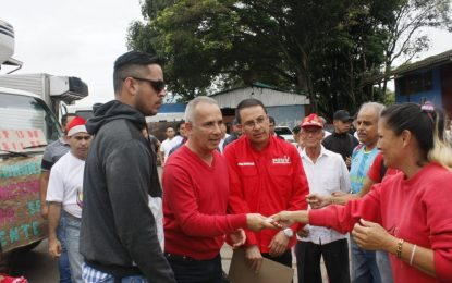 Protectorado del Táchira garantiza el tradicional plato navideño en las zonas vulnerables