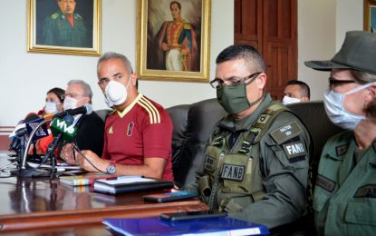En la zona fronteriza del Táchira se toman medidas epidemiológicas