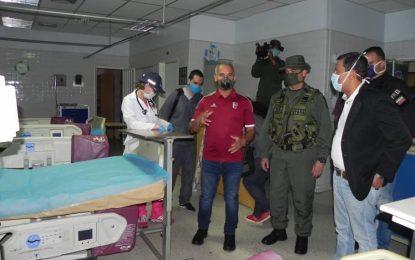 Hospital del Seguro Social está acondicionado para atender algún posible caso de Covid-19