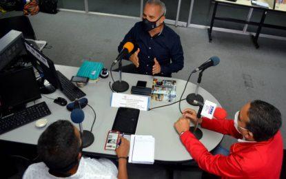 El Gobierno Bolivariano trabaja para recuperar el parque generador en Táchira