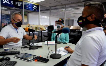 Bernal anuncia reestructuración de la empresa Gas Táchira para mejorar el despacho