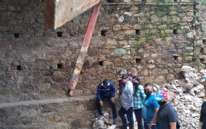 Avanzan los trabajos del Puente La Chivata y de la Carretera 5 de Táriba