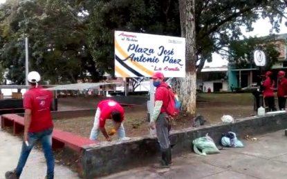 Restaurada plaza La Ermita para el disfrute de los tachirenses