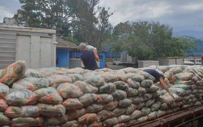 La GMAS entregó a las familias CLAP más de 300 toneladas de carne
