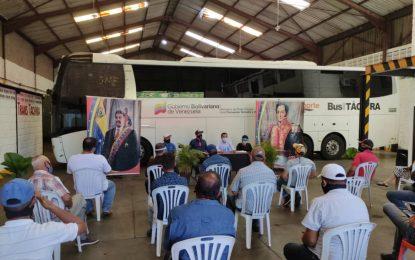 Transportistas solicitan su afiliación a la empresa Transtáchira
