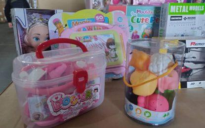 Entregarán más de 300 mil juguetes a niñas y niños tachirenses