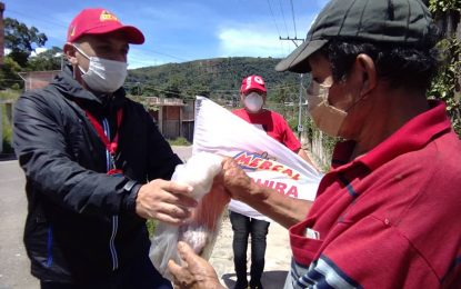 Mercal en Táchira garantizó alimentación de calidad durante el año 2020