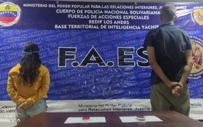 FAES BTI Táchira rescata a dos niños de tratos inhumanos