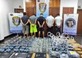 Capturan a cinco sujetos que robaron material estratégico de Pdvsa