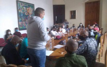 CLET debate propuestas para la reforma de la Ley de Seguridad y Convivencia Ciudadana del Táchira