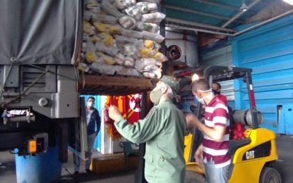 Mercal abasteció con más de 92 toneladas de alimentos Programas Sociales en Táchira