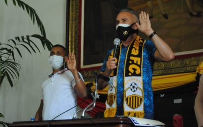 Instaladas las 29 Comisiones Bicentenarias Municipales en Táchira