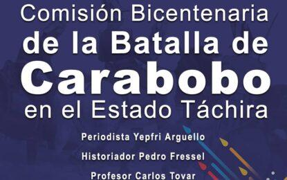 Protectorado del Táchira nombra Comisión Bicentenaria