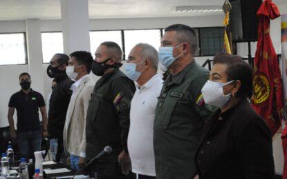 Juramentados e instalados los Órganos de Dirección y Defensa Integral en Táchira