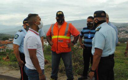 Protectorado del Táchira avanza en los trabajos de rehabilitación de la carretera Trasandina