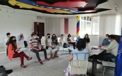 UBV Táchira socializa 16  trabajos de investigación