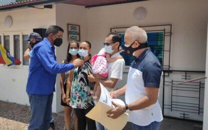 Gobierno Nacional entregó 50 viviendas en Táchira