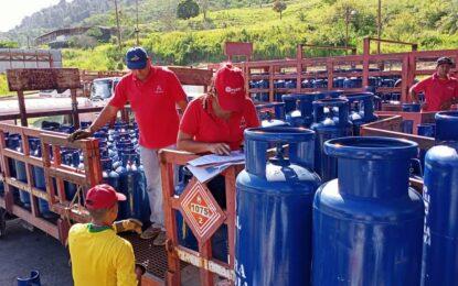 Protectorado atiende con jornada de gas a personas vulnerables de Junín