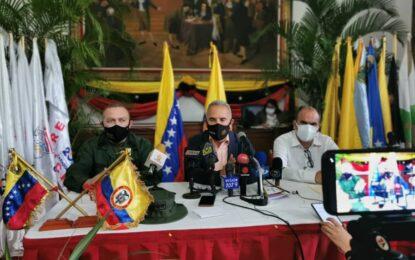 Protectorado del Táchira recibe a altos representantes de la Cámara de Comercio del Norte de Santander
