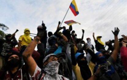 Colombianos tomarán las calles en movilizaciones pacíficas
