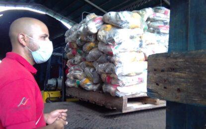 Mercal Táchira acompañó al Poder Popular en la distribución de alimentos en Bases de Misiones