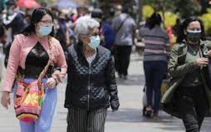 Colombia vuelve a registrar Récord de casos diarios de coronavirus
