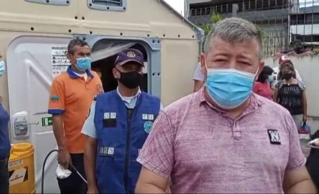 Jornada de vacunación anticovid-19 arrancó en Táriba