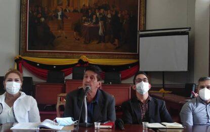 Consejo Legislativo del Táchira aprobó por unanimidad interpelación del presidente de Corposalud
