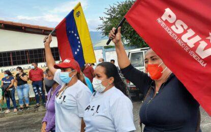Freddy Bernal: Debemos esperar resultados de la Comisión Nacional Electoral del PSUV