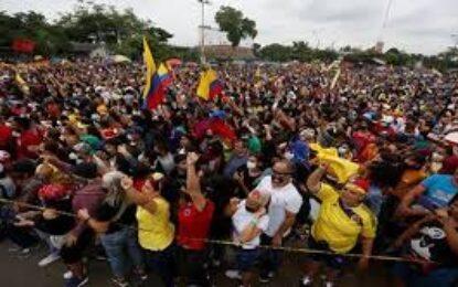 Nueva jornada de paro nacional en Colombia en rechazo a las masacres, el asesinato de líderes sociales y la nueva reforma tributaria
