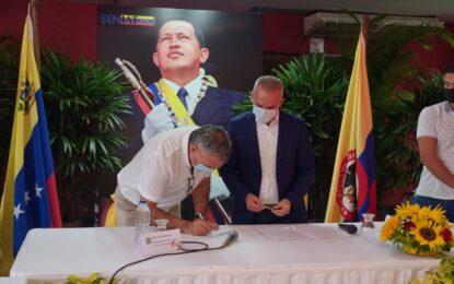 Habilitarán en la frontera colombo-venezolana un cordón escolar de bioseguridad para 4.600 niños y niñas