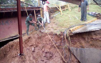100% operativo Sistema de Bombeo Caño Lindo del municipio Libertador